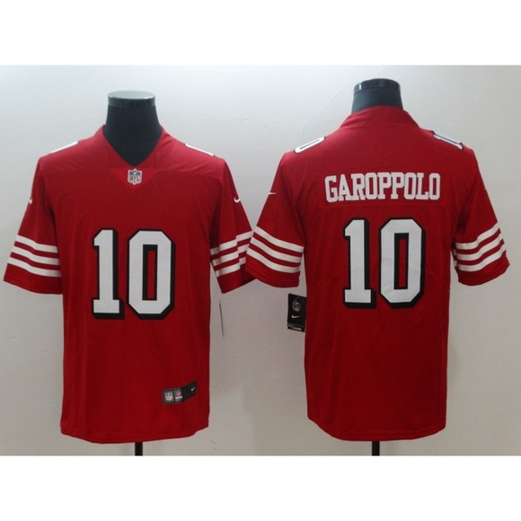 sports shoes 41f65 b4c8b San Francisco 49ers Jimmy Garoppolo Jersey NWT